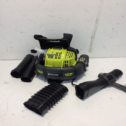 Ryobi 2 cycle gas backpack blower