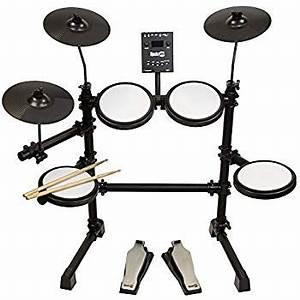 Rockw DDMESH500 Electronic Mesh Drum Kit