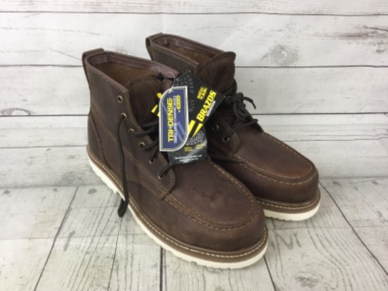 Brazos Work Force Safety To Boots Men's 10.5