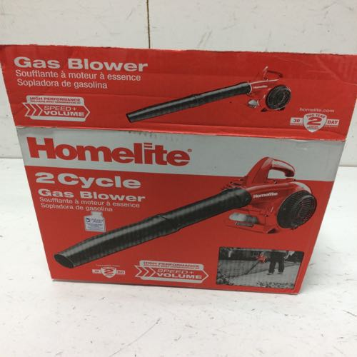 Homelite  UT33650A Gas Blower size 2 Cycle