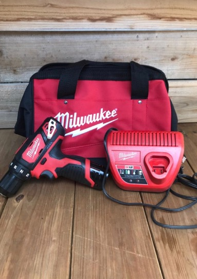 Milwaukee 3/8 Drill/driver