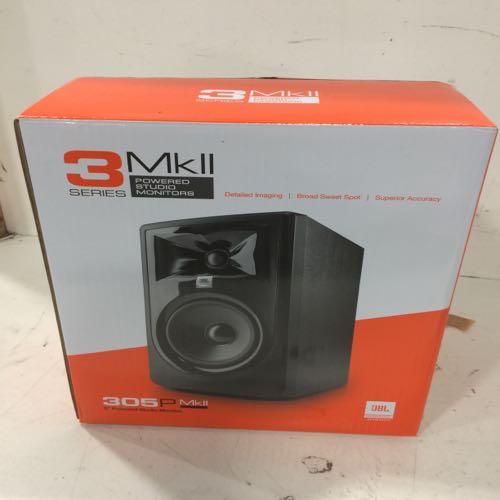 3mkll 305 Powered Studio Monitor