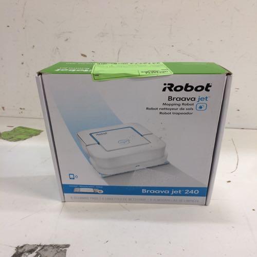 Robot 240 Moping Robot