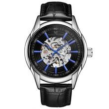 Michael Philippe Marvel Automatic Silver Watch