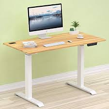 Simple House Ware Adjustable Height Desk