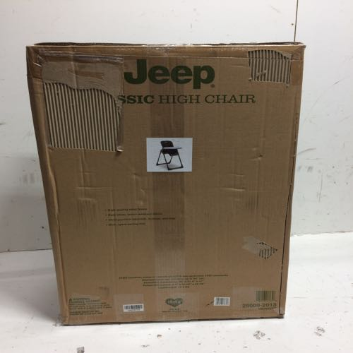 Jeep 25008 Classic High Chair