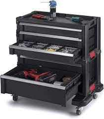 Keter 5 Drawer Tool Chest , Pro Series