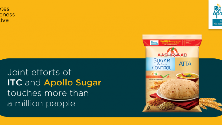 Diabetes Awareness Initiative – Joint efforts of ITC – Apollo Sugar touches more than million people