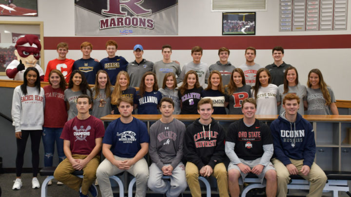 Fall Signing Day, 2018: Athletes from around N.J. pick a college