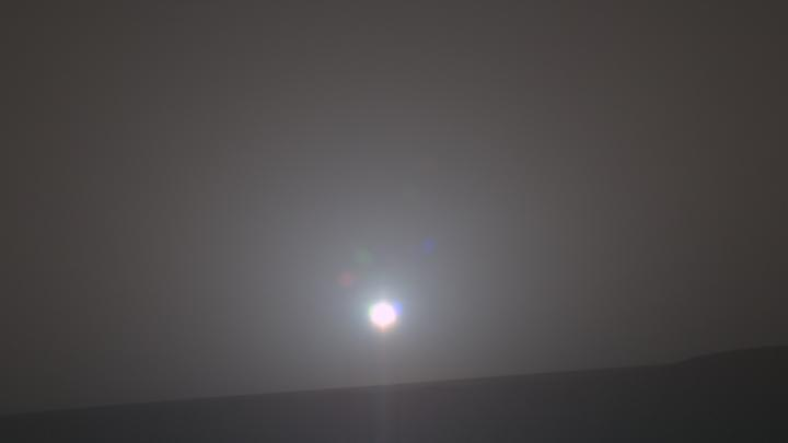 Here's What a Sunrise On Mars 'Sounds' Like