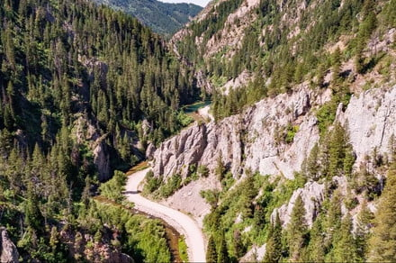 See the National Forests like never before in these awe-inspiring drone videos