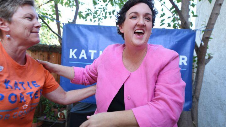 Democrat Katie Porter Flips Another GOP House Seat in California