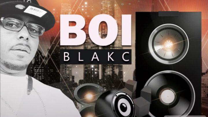 Lyrics in Colorado Hip Hop Artist and Producer Boi Blakc's Tracks are quite Catchy