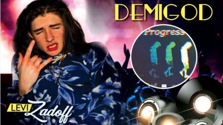 Latest Track 'Demigod' Showcases Levi Zadoff's Incredibly Energetic Rap Performance