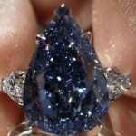 The Blue, Ocean Dream and Rajah Diamonds on the Auction Block at Christie's Geneva