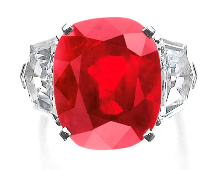 Sunrise Ruby Outperforms Diamond Lots At Sotheby S Geneva