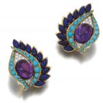 Sotheby's London Autumn Fine Jewels Sale demonstrate the demand for Signed Jewelry of Vintage Value from the 20th-Century