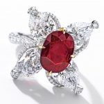 Sotheby's Hong Kong Magnificent Jewels and Jadeite Autumn Sale October 4, 2016 Registers a Total Sale of USD 25 million