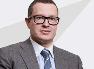 ALROSA PRESIDENT AND CEO ANDREY ZHARKOV