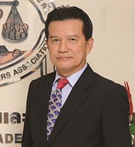 SUTTIPONG DAMRONGSAKUL - PRESIDENT OF THE THAI GEM AND JEWELRY TRADERS ASSOCIATION