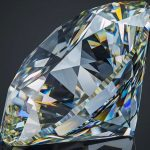 STAR OF VILUYSK DIAMOND CENTERPIECE OF ALROSA DIAMOND TENDER AT THE 2017 IDWI