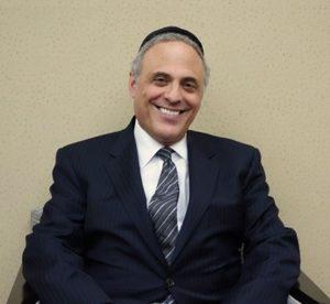 Reuven Kaufman - President of Diamond Dealers Club. New York