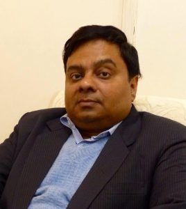 Manoj Dwivedi -  Joint Secretary of the Union Ministry of Commerce and Industry