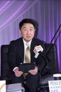 Benjamin Chau, Deputy Executive Director HKTDC