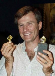 Franck Notari - founder of Gem TechLab and Co-founder of GGTL Laboratories