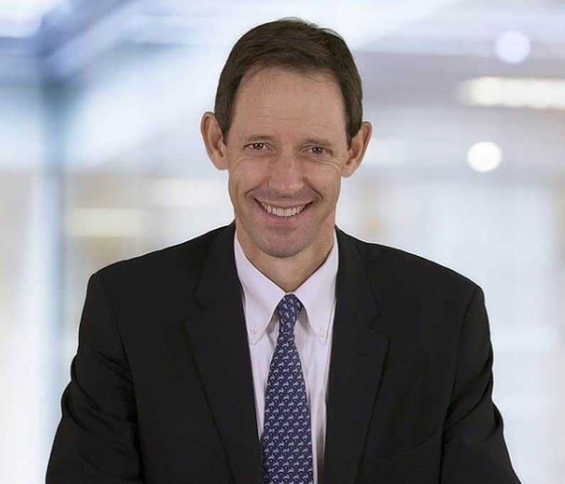 Bruce Cleaver, CEO of De Beers Group