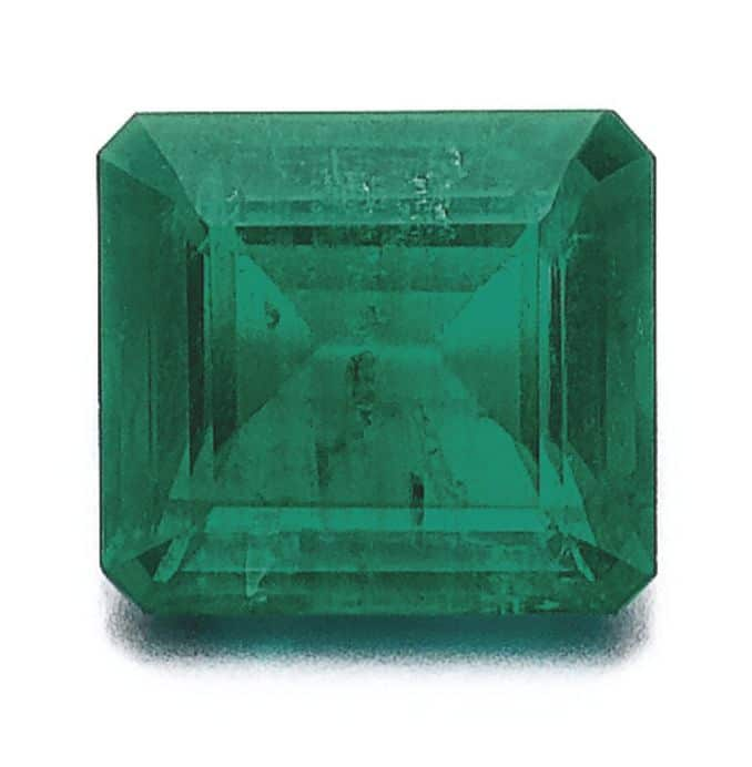 Lot 263 - Unmounted Emerald