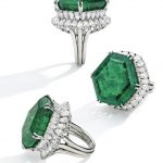 "HIGHLIGHTS OF SOTHEBY'S NEW YORK, APRIL 25, 2017 ""MAGNIFICENT JEWELS, INCLUDING THE LEGENDARY STOTESBURY EMERALD"" SALE"