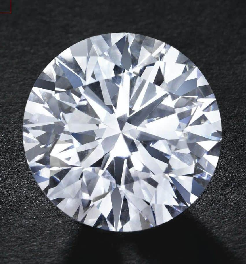 LOT 252 -AN IMPORTANT DIAMOND