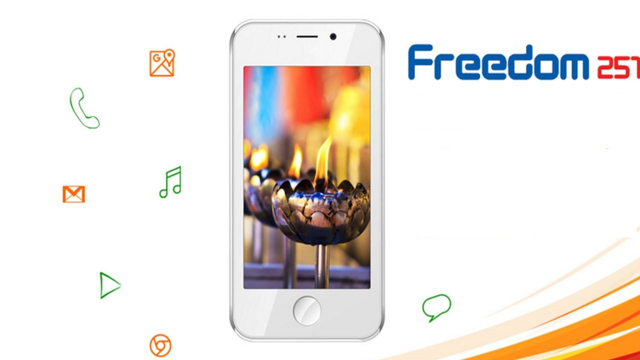 Freedom 251 will hit markets on 6th July