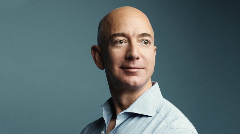 Bezos To Sell 1 Billion Of Amazon Stock To Fund Blue Origin