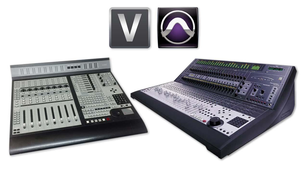 V-Control Pro Pro Control and Control 24