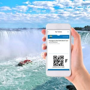 Hornblower Niagara Cruises App Tickets