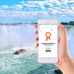 Hornblower Niagara Cruises App Games