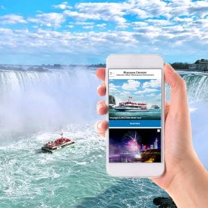 Hornblower Niagara Cruises App Home