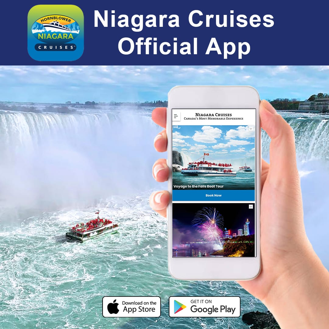 Hornblower Niagara Cruises App Download