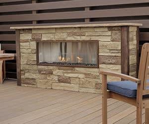 Kalea Bay Fireplace
