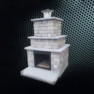 Verona Jr. Fireplace