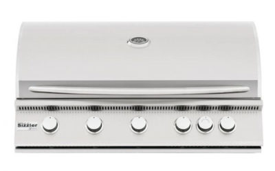 SIZZLER 40″ BUILT-IN GRILL
