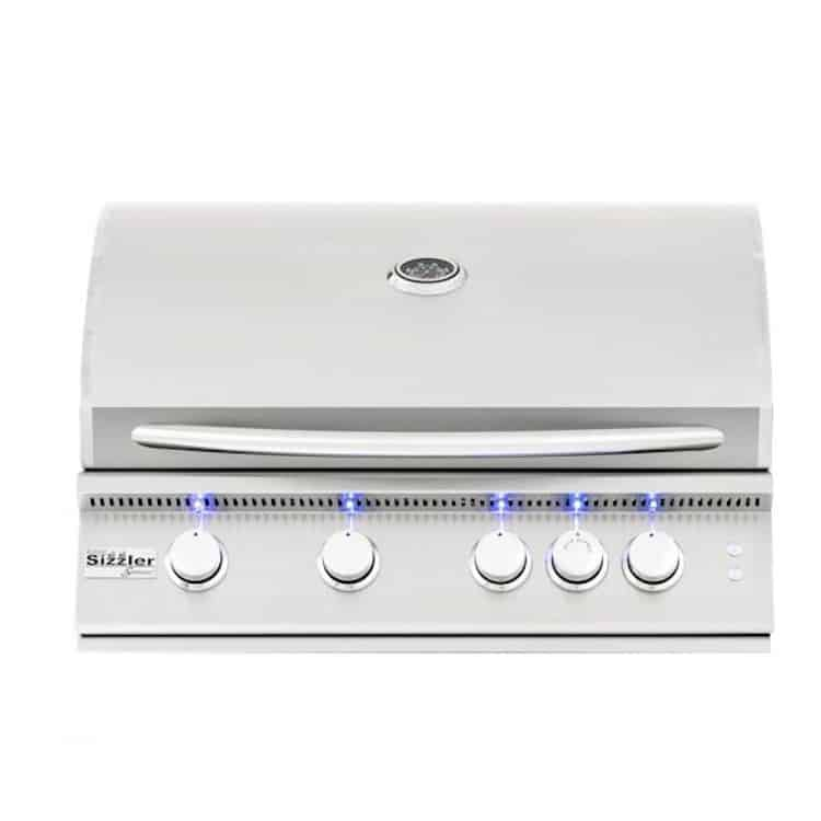 SIZZLER PROFESSIONAL SERIES 32″ BUILT-IN GRILL