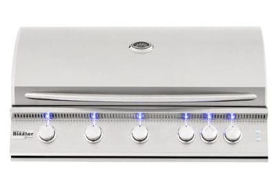 SIZZLER 40″ PROFESSIONAL SERIES BUILT-IN GRILL