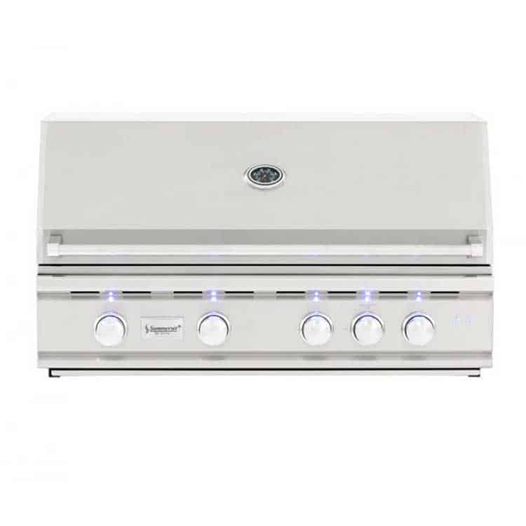 TRL 38″ BUILT-IN GRILL