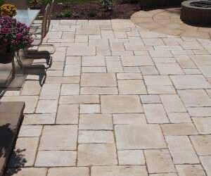 Old Town Flagstone Patio Pack