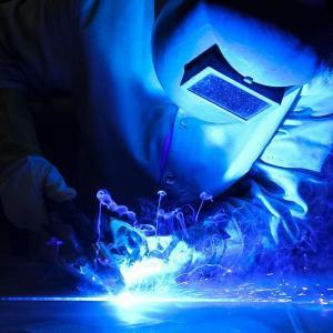 Header Aluminum Welding