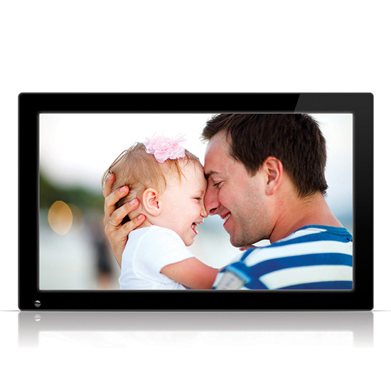 nixplay 18.5 inch Wi-Fi Cloud Digital Photo Frame - W18A