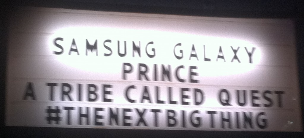 Prince at SXSW